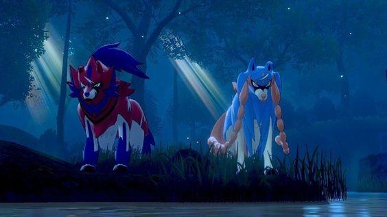 How To Catch Zacian And Zamazenta In Pokemon Sword And Shield Pokemon Cute Pokemon Wallpaper Powerful Pokemon