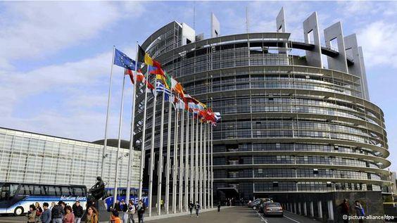 European-Parliament-Strasbourg: