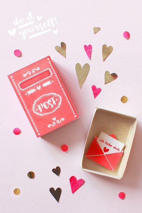 44++ Suesse valentinstag geschenke zum selbermachen Sammlung