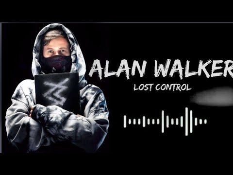 Lost Control Alan Walker Lyrics Youtube In 2021 Alan Walker Lyrics Alan