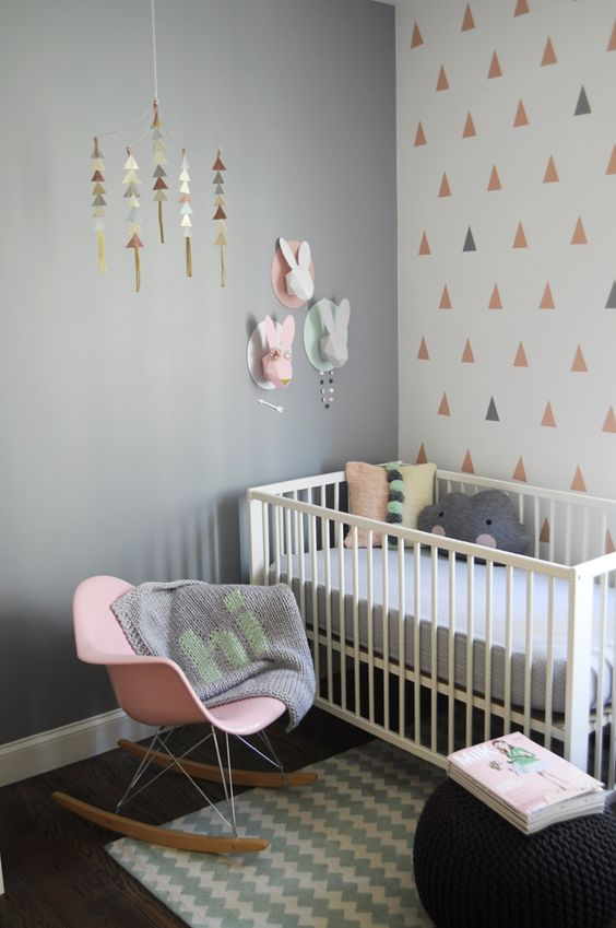 The latest trends in baby room decor are cuter than ever baby girls girls and blankets - Images of kiddies decorated room ...