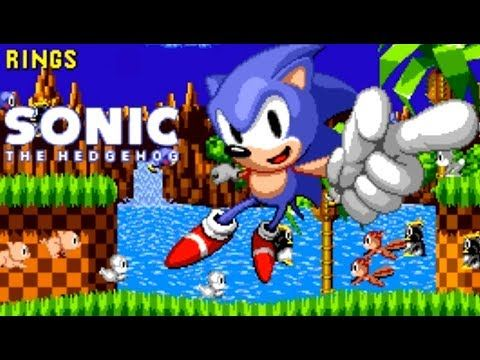 Sonic The Hedgehog Genesis All Bosses No Damage Sonic Sonic The Hedgehog Hedgehog