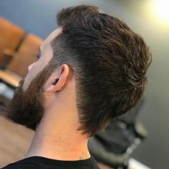 30 Cool New Haircuts For Mens Latest Hairstyles 2020 New Hair Trends Top Hairstyles Mohawk Hairstyles Men Mens Haircuts Short Mullet Haircut