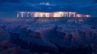 احلي خلفيات سطح المكتب للكمبيوترات وأجملها علي الاطلاق Time Lapse Photo Grand Canyon National Park Digital Wallpaper