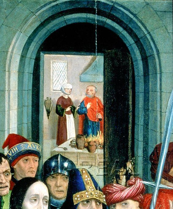 1469-1480; Wien; Österreich; Schottenstift; Schottenaltar