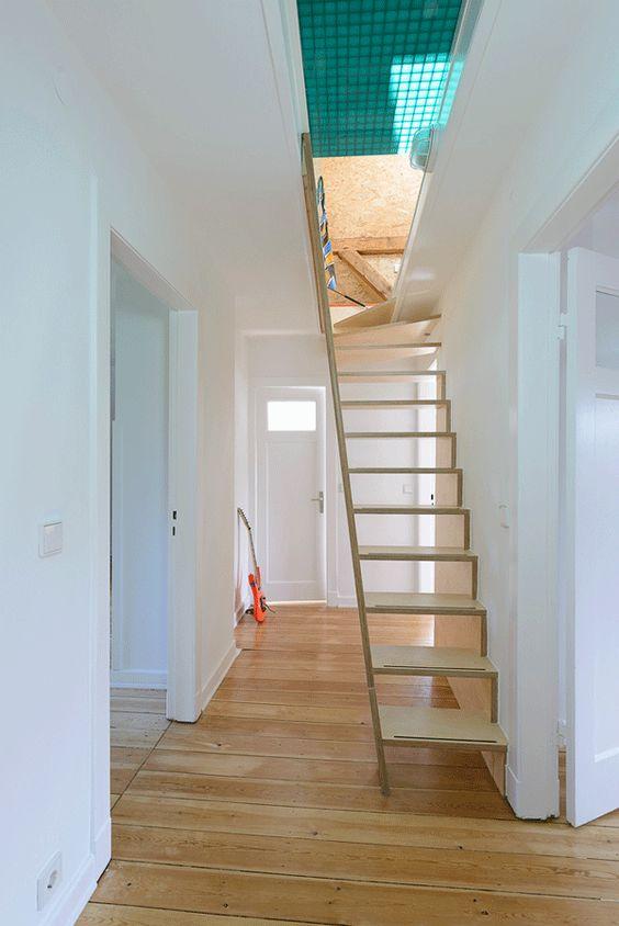 Stair Case Study House 06, Gerd Streng Architekt