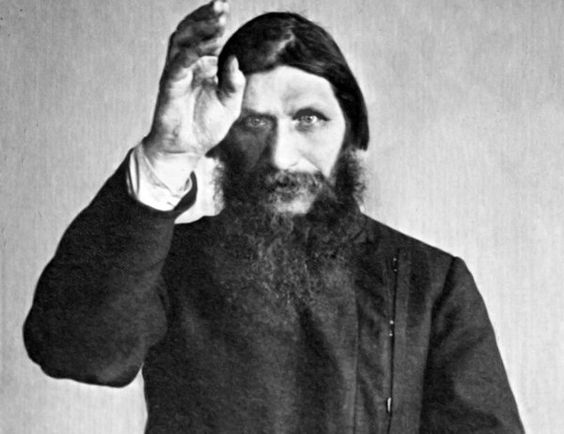 Grigori Rasputín, el Monje Loco.