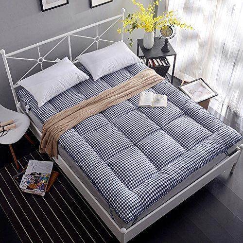 Gdafsdvacf Thickened Tatami Mattress Soft Mattress Sponge Bed