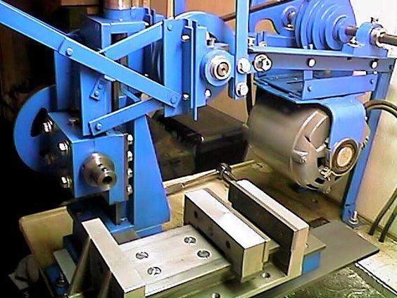 homemade milling machine plans pdf