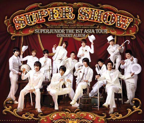 SUPER SHOW – The 1st Asia Tour Concert Album