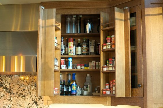 custom built cabinetry by Mullet Cabinet in Millersburg, Ohio