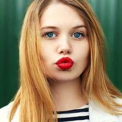Küsschen! Diese Lippen-Make-ups sind zum Knutschen!
