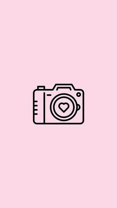 Pink Instagram Logo : instagram, Insta, Instagram, Logo,, Highlight, Icons,