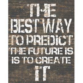 Create Your Future Giclee Print