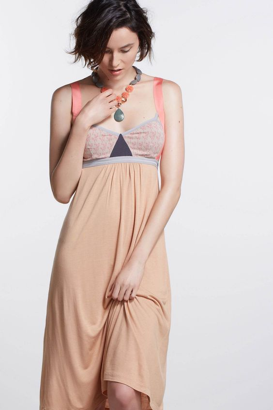 Neutral Capitular Chemise. It may be a chemise but it looks like a really comfy dress!