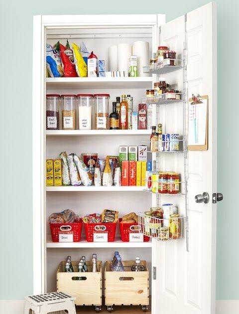 22 Kitchen Organization Ideas Kitchen Organizing Tips And Decor Puzzle How To Org Kitchen Storage Solutions Kitchen Hacks Organization Tiny Apartment Storage