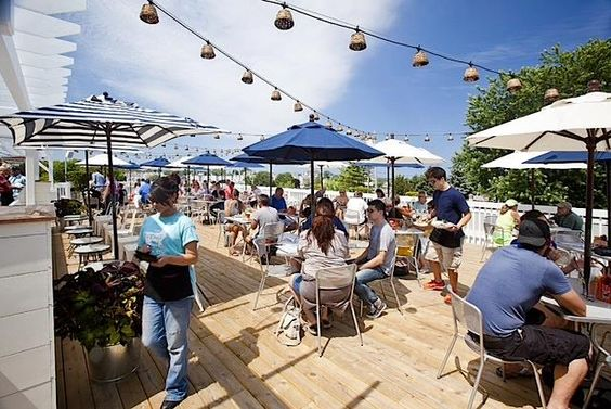 Roof top dining Michigan: With the warmer weather on the horizon, you'll want to know about these places.