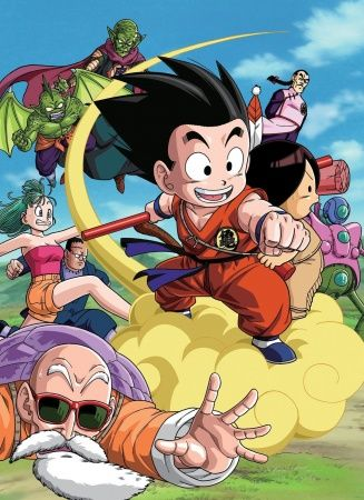 Dragon Ball - This is where my anime journey began.