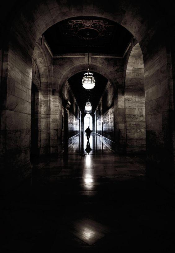 Along the Corridor by Simon Gelfand on 500px