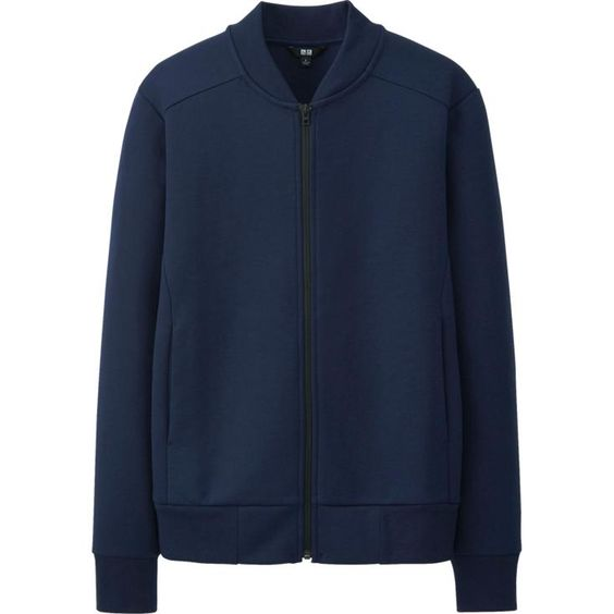 http://www.uniqlo.com/us/product/men-dry-stretch-sweat-full-zip-jacket-138648.html#03~/men/tops/sweatshirts/dry-stretch/~ (Navy)