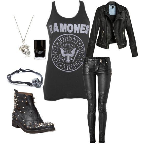 """Punk Rock Show"" by kaylarenae-1"