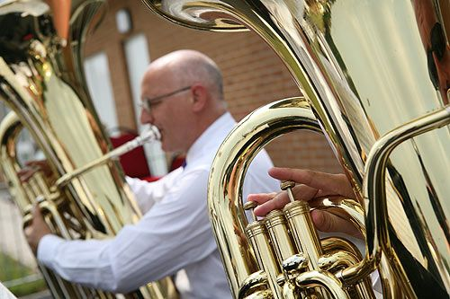 OLD HALL BRASS BAND - Wigan