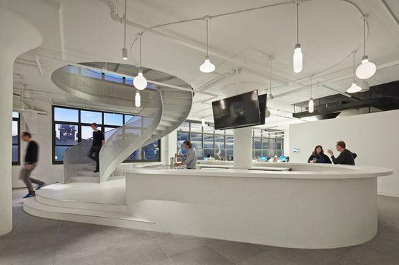 Wieden+Kennedy New York Office by WORKac