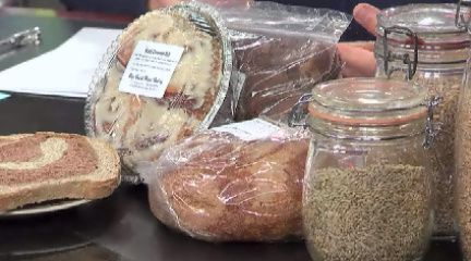 The Baker - Big Brick House Bakery Breads & Desserts! | Indiana's NewsCenter: News, Sports, Weather, Fort Wayne WPTA-TV, WISE-TV, and CW | Insight