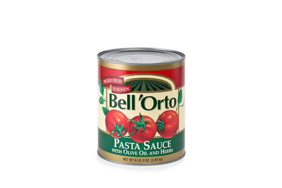 Sốt Mỳ Ý Bell'Orto - Hộp 2,98Kg