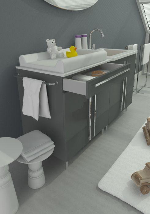 disegno bagni idee fasciatoio bagno mobile bagno nemi con fasciatoio mobile da bagno