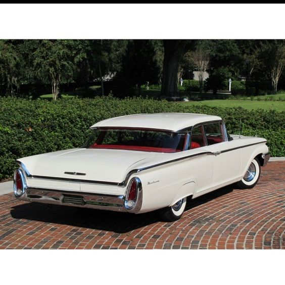 Laughs At Clown Cars - '60 Mercury