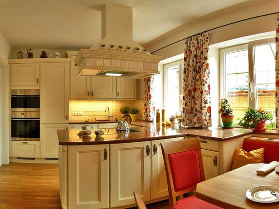 Küche im Landhausstil