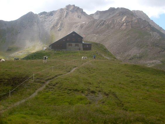 Lechtal - Vorarlberg Lech Stuttgarter Hütte