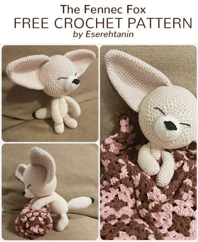 Crochet Animals: 15 Crochet Pattern Collection (With images ... | 489x400