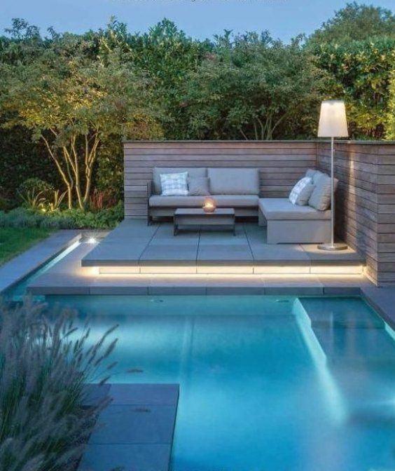 20 Of The Best Ideas For Swimming Pool Decorating Best Home Ideas And Inspiration Decorating Small Pool Design Beautiful Backyards Swimming Pool Designs