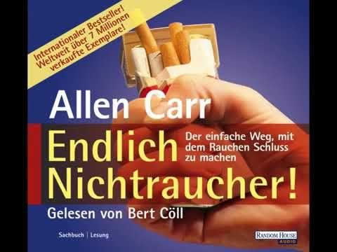 Allen Carr Endlich Nichtraucher Komplettes Horbuch Nichtraucher Werden Endlich Nichtraucher Raucherentwohnung