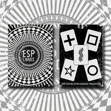 ESP Origins Deck Only (Black) by Marchand de Trucs - Trick