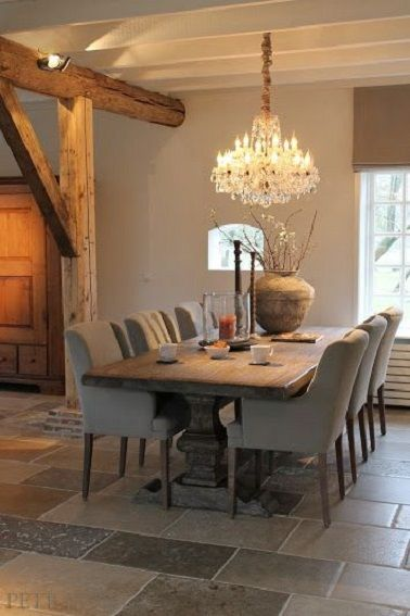 La couleur taupe inspire la d co de toute la maison style taupe and deco - Maison couleur taupe ...