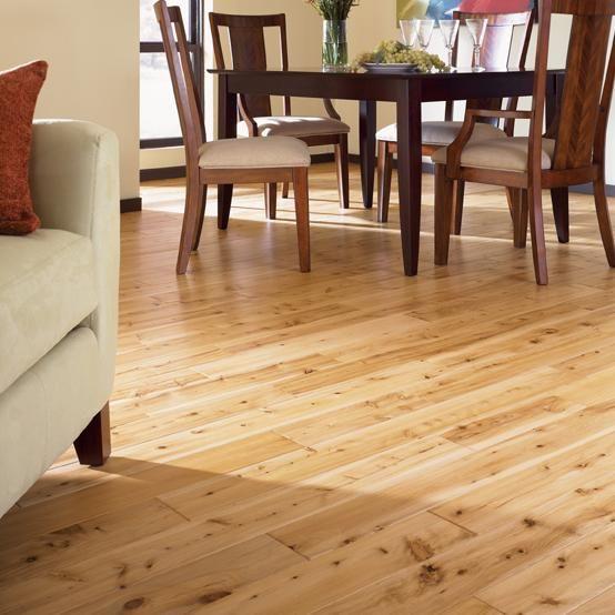 Flooring · Australian Cypress Hardwood Flooring