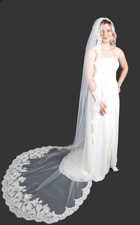 Great Lace veil.