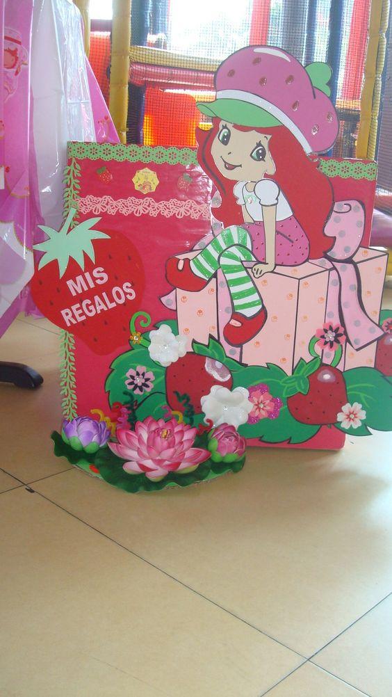 Caja de Regalos-Rosita Fresita | Adornos | Pinterest
