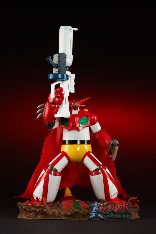 X-PLUS 新系列「巨大尺寸+ 真(チェンジ!!)」《真蓋特機器人 世界最後之日》 蓋特1號 超巨大現身!   玩具人Toy People News