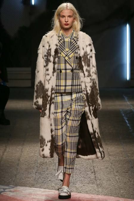 MSGM | Fall 2014 Ready-to-Wear Collection | Style.com