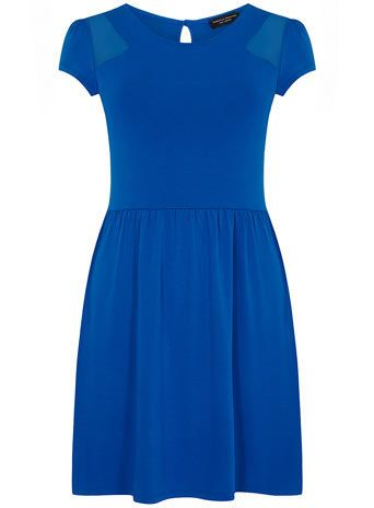 We Snapped an out of stock cobalt dress & found this alternative from @Dorothy Todd Perkins! #SnapFashion