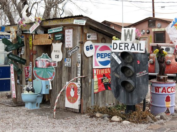 Route 66, Kingman, USA