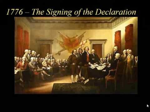 declaration of independence kept