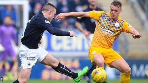 Falkirk 1-0 Greenock Morton