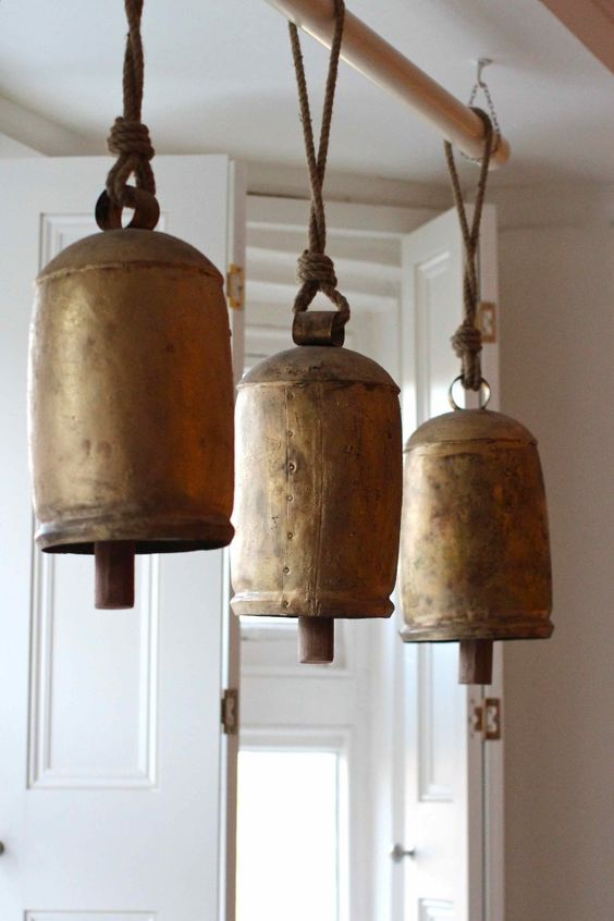 Ancient Meditation Bells
