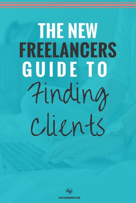 The new creative freelancers guide to finding clients. Click through to learn…