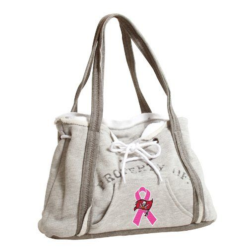 NFL Tampa Bay Buccaneers BCA Hoodie Purse by Littlearth. Save 49 Off!. $17.34. A Crucial Catch- Annual Screening Saves Lives. The NFL and Littlearth are supporting the American Cancer Society in its efforts to create a world with less breast cancer and more birthdays. Please visit nfl.com/pink to learn more. Pro-FAN-ity by Littlearth offers you the authentic feel of your favorite sweatshirt in their Officially Licensed Hoodie Purse. These purses take the authentic look and feel of you...